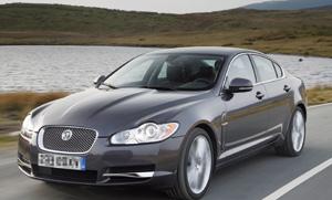 Jaguar XF 3.0 D : un Diesel  bluffant