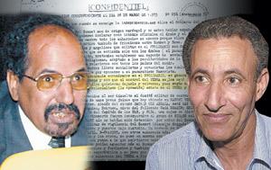 Des documents confidentiels des services secrets espagnols révèlent comment le Polisario avait été créé par l'Armée algérienne