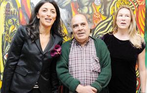 Mohamed Abouelouakar à la galerie Arcanes