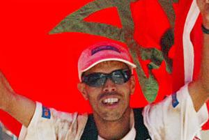 Mohamed Ahansal continue sur sa lancée vers un quatrième titre d'affilée