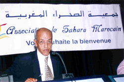 Bahi : «Tamek est à la solde de l'Algérie»