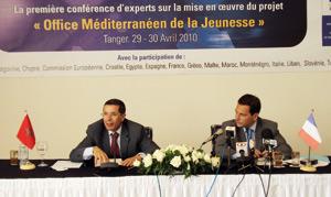 Tanger : promouvoir la mobilité des jeunes dans l'espace méditerranéen
