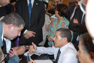 Diaspora : une politique de proximité avec les MRE