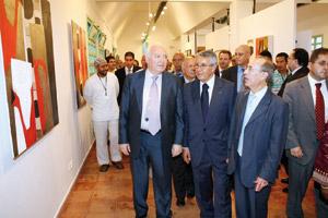 L'univers fascinant de six artistes peintres résidant à l'étranger