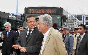 Agadir : démarrage des services de transport assurés par «Alsa»