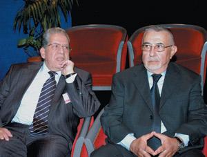 Des membres du bureau politique de l'USFP exigent la démission de Mohamed Elyazghi et Abdelouahed Radi