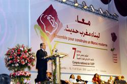 Un congrès bien encadré