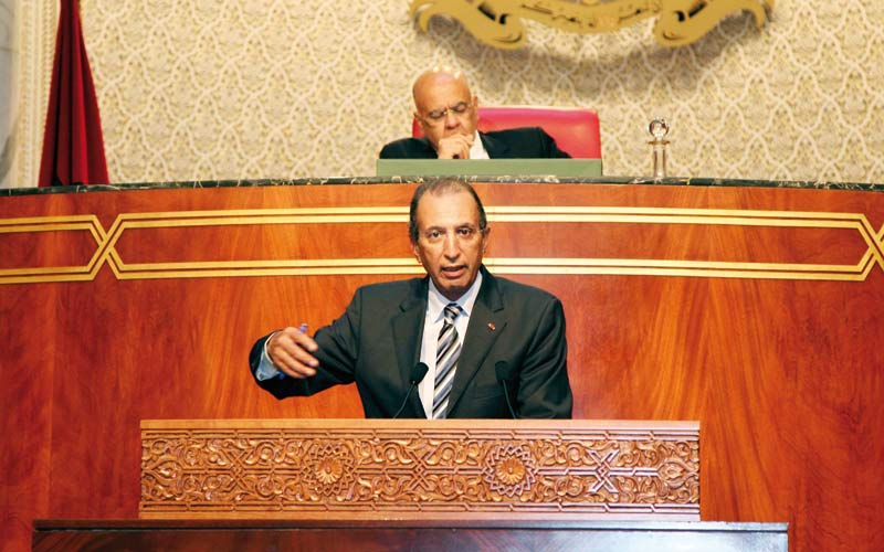 Hassad menace les ultras de dissoudre leurs associations