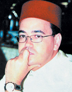 Mounir El Majidi élu président du FUS