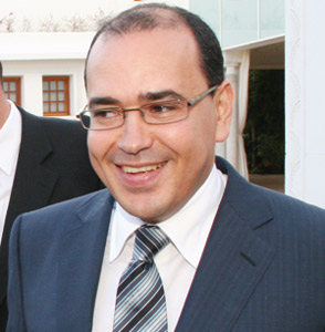 Les hommes d'affaires : Mohamed Mounir Majidi, prestance et charme retenu