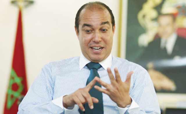Ouzzine signe les avenants 2014 avec  28 fédérations royales marocaines