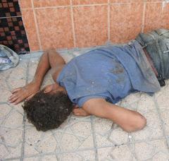 Pour cent dirhams prêtés, Hassan tue Ali