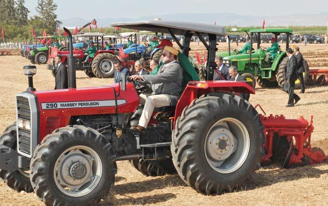 Le Plan Maroc Vert rythme la campagne agricole 2012-2013