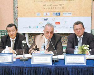 Les Ponts et chaussées en congrès à Marrakech