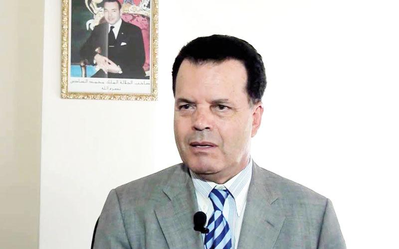 Mohammed  Boutata, nouveau SG de l'Emploi
