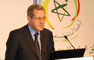 Concertations sur le projet de la charte nationale de l'environnement
