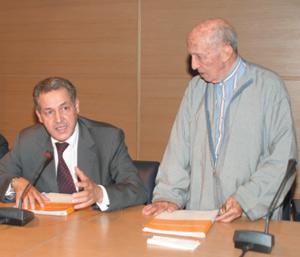 Mahjoubi Aherdane accusé par les siens d'avoir provoqué l'éviction du Mouvement populaire de la majorité gouvernementale