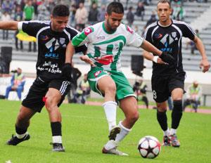 Championnat national de première division : Le Raja renoue avec la victoire