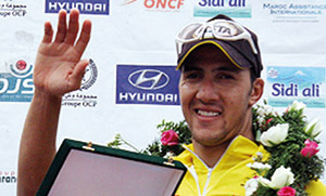 Mohsine Lahssaini : «J'ai remporté le Tour du Maroc et je toucherai une prime d'environ 2.000 DH»
