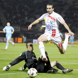 FC Nantes engage l'international Moncef Zerka
