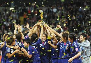 Mondial-2011 dames : Le Japon refuse de mourir et crée la surprise