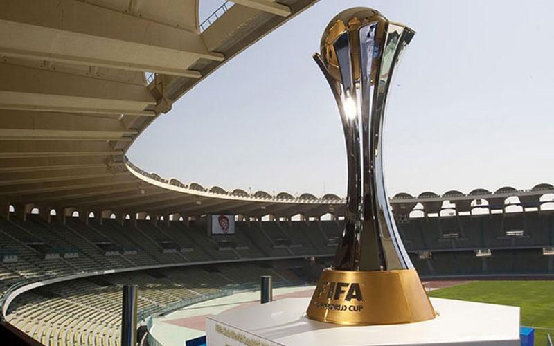Mondial des clubs : L'emblème du tournoi dévoilé