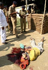 Le terrorisme aveugle frappe l'Inde