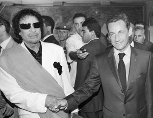 France : La polémique sur la Libye agace Nicolas Sarkozy
