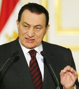 Sa Majesté le Roi Mohammed VI félicite Hosni Moubarak