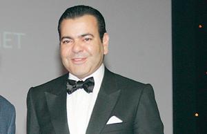 SAR le Prince Moulay Rachid préside un dîner de gala
