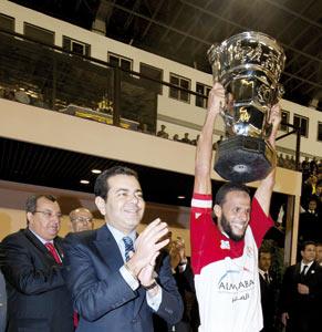 Coupe du Trône : Le FUS s'adjuge le titre de la 53ème édition