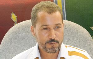 Mostafa Salma Ould Sidi Mouloud se dit fier du soutien des ONG et des médias