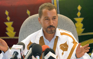 Tindouf : les services secrets algériens séquestrent Ould Sidi Mouloud