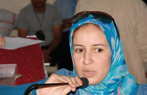 Mounia Rhoulam : «La nouvelle Constitution a besoin de nouvelles élites politiques»