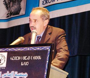 Saïd Moussaoui : «La poésie amazighe est exaltante»