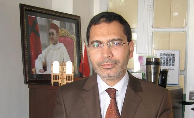 El Khalfi a souhaité une vision objective de la part de la délégation américaine
