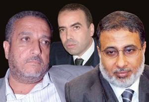 Trois responsables politiques islamistes arrêtés dans un vaste coup de filet antiterroriste
