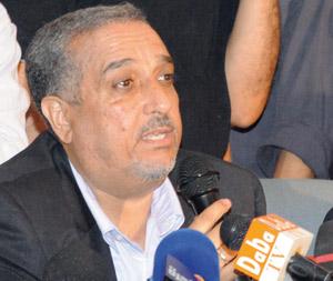 Mustapha Mouatassim : «Nous allons militer pour ressusciter le parti Al Badil Al Hadari»