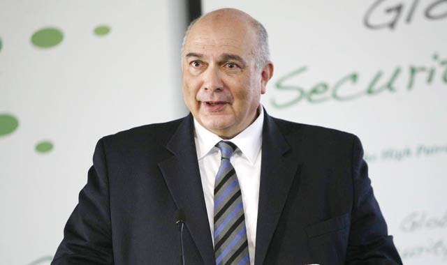 Mostafa Terrab, président-directeur général d'OCP