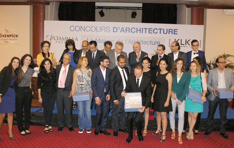 Remise des prix du concours d'architecture à Tanger: And the winner is…