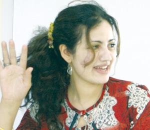 Nadia Badri : Le rossignol de Oukacha