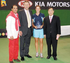 Kia Open : Le Maroc brille à Melbourne