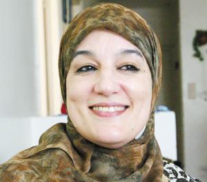 Nadia Yassine prend le pouvoir