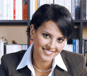 Najat Belkacem : «Je suis fière de l'évolution du Maroc»