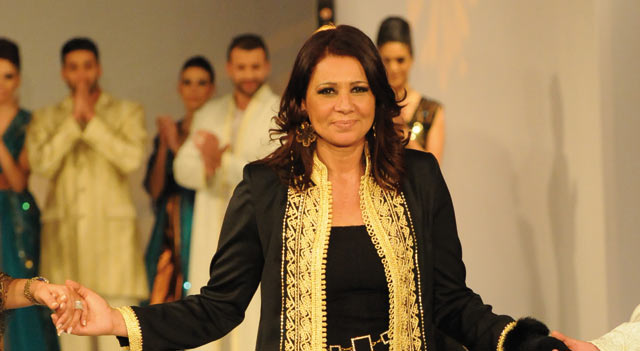 Najia Abadi : Les stylistes marocaines  ont de l ambition à revendre