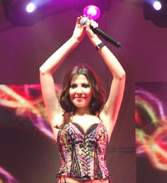 Nancy Ajram enflamme Marrakech