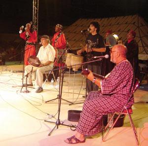 11 édition du Festival des Nuits de la Méditerranée : Nass El Ghiwane fait vibrer le public tangérois