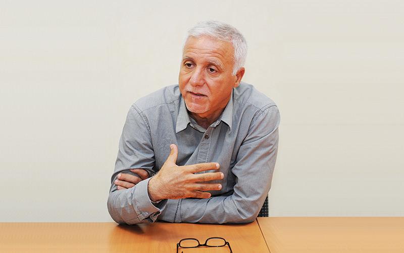 Entretien avec Nasser Larguet, Directeur technique national