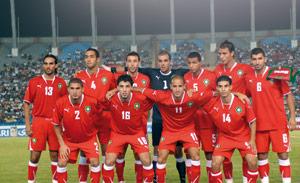 Classement FIFA 2010 : le Maroc perd douze places