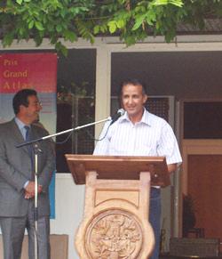 Nedali consacré au Prix Grand Atlas 2005